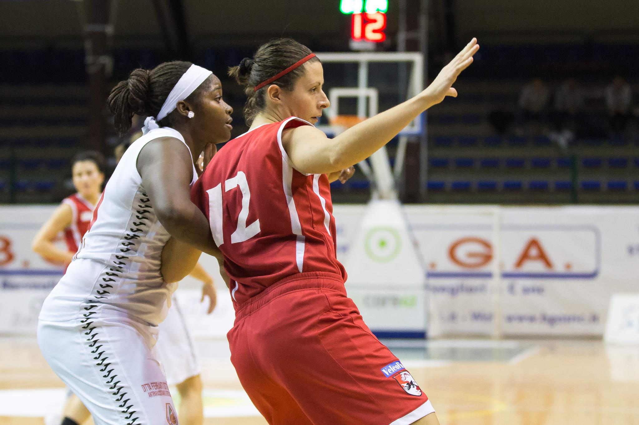 Lucia Ferri VelcoFin Vicenza