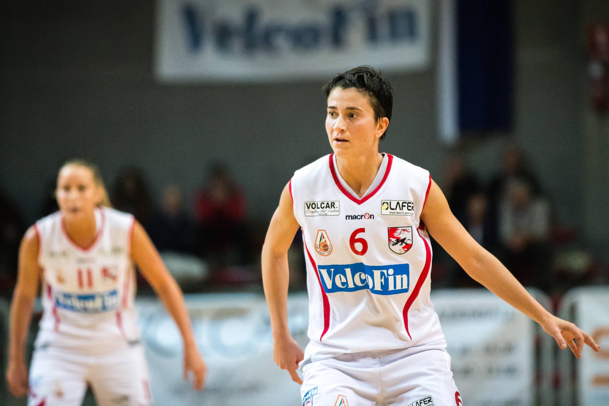 Giulia Pegoraro VelcoFin